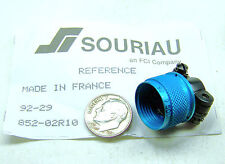 Souriau 852-02R10 New Electrical Connector Cable Clamp Female Thread To Cable