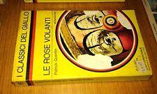 CLASSICI GIALLO MONDADORI #  187-PATRICK QUENTIN-LE ROSE VOLANTI-1974