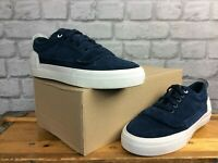 CREATIVE RECREATION MENS UK 6 EU 40 LEGATO NAVY SUEDE TRAINERS RRP £65 LG