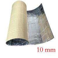 2Roll Car Sound Proofing Deadening Insulation Heat 10mm Foam Glass Fibre