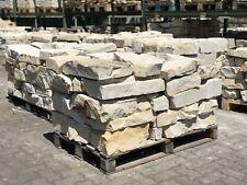 Mauerstein Trockenmauer Naturstein Bruchstein Palette 1m3 Stein Frostsicher