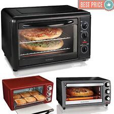 Hamilton Beach Electric Convection Oven Countertop 6 Slice Toaster Rotisserie