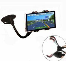 Car Phone Holder Universal Car Window Sucker Neck Stand Support Mobile Holder