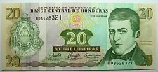 - Très beau billet - Le Honduras - 20 Lempiras - 2006 - Neuf -