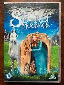Secret of Moonacre DVD Movie based on Little White Horse by Elizabeth Goudge
