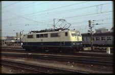 35mm slide+© DB Deutsche Bundesbahn 111 037-8 Nurenberg West-Germany1983original