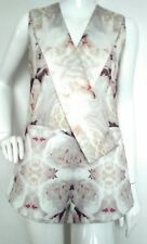 FINDERS KEEPERS Rising Sun playsuit romper size S --NEW WITH TAGS-- rose print