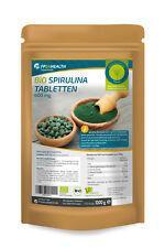 FP24 Health Bio Spirulina 2500 Tabletten 400mg - 1kg - Platensis Algen - Öko
