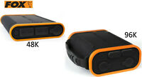 New Fox Halo 48K / 96K Power Pack Bank Vault Compact Battery - Carp Fishing