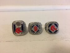 2004 2007 2013 Boston Red Sox World Series Championship replica rings USA SELLER