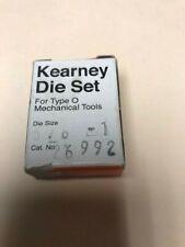 Kearney 5/8-1 26992 Die