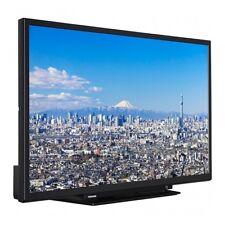 """La televisione Toshiba 32W1753DG 32"""" HD READY LED Dolby Digital Nero"""