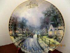 "Thomas Kinkade ""Hometown Memories I"" - The Spirit of Life Collection Plate"