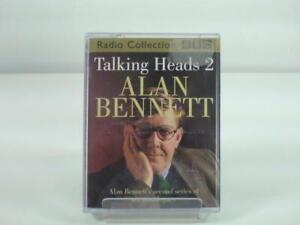 BBC Radio Collection Alan Bennett Talking Heads 2 Cassettes. Used