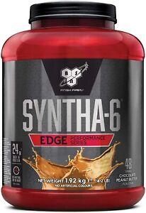 BSN Syntha 6 Edge 1.8kg Whey Protein Powder Isolate & Casein 48 Servings