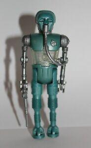 Vintage Star Wars Complete 2-1B Action Figure - 1980 - C9+ - HONG KONG