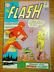 Flash #139 Silver Age Key 1st Professor Zoom Reverse Point Display Copy JLA DC