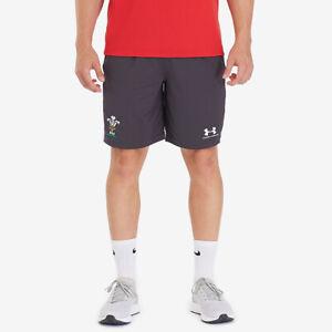 UNDER ARMOUR Wales Training Shorts UA Men's WRU Replica 19/20 Short Size S BNWT