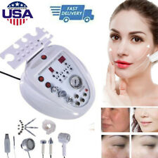 Microdermabrasion Diamond Dermabrasion Peel 5in1 Ultrasonic Scrubber Machine USA