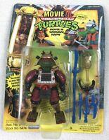 Vintage NEW 1992 TMNT Samurai Raph Movie III Teenage Mutant Ninja Turtles In Box