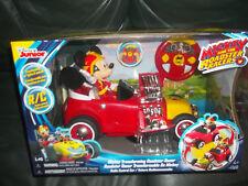 MICKEY MOUSE ROADSTER TRANSFORMING RC DISNEY JUNIOR RACER KIDS Disney New