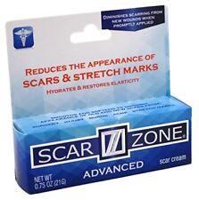 Tratamiento Para Cicatrices Estrías Crema Cicatrizante Avanzada Scar Zone