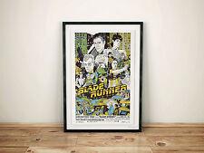 Tyler stout Blade Runner A3 Very Rare Poster Print. Mondo. FREE P&P