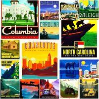 Kühlschrankmagnet,Magnetschild,Magnet,US-Bundesstaat-South Caroline,chubby,alt.