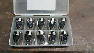 10 Pcs Plasma Tips 1.3 for Panasonic P-80 machine torch