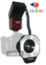 DEDICATED ITTL MACRO RING FLASH FOR CANON T3I 600D T2I 550D T1i 500D XSi XS 7D