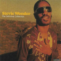 STEVIE WONDER - THE DEFINITIVE COLLECTION CD ~ GREATEST HITS / BEST OF *NEW*