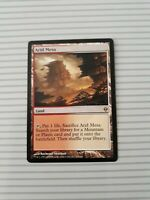 Magic: the Gathering Card - Zendikar ~ Rare ~ ARID MESA (Cond: GOOD)