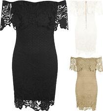 Lace Floral Dresses for Women