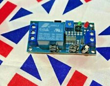 ⭐  12V DC Delay adjustable timer relay, delay Turn off Switch Module ⭐