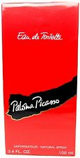 Paloma Picasso by Paloma Picasso 3.4 oz.EDT Spray.Sightly Damaged New Box.Sealed