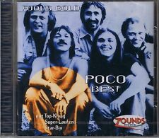 Poco Fool's Gold (Best of) Zounds CD NEU OVP Sealed