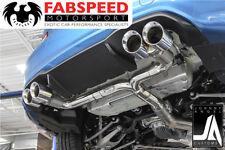 Fabspeed scatole di sistema di scarico posteriore BMW MERCEDES PORSCHE Range Rover Audi Bentley