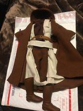 "12"" Star Wars Figure 1/6 Jedi Ben Obi Wan Kenobi Outfit Custom Sideshow/Medicom"