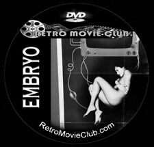Embryo (1976) Horror, Sci-Fi Movie Dvd