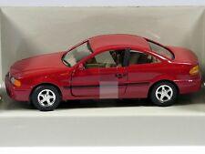Schuco 1:43 bmw 3er e 36 Coupe Rojo