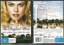 STEPFORD WIVES NICOLE KIDMAN MATTHEW BRODERICK BETTE MIDLER GLENN CLOSE NEW DVD