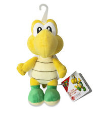 "Sanei AC13 Super Mario All Star Collection Stuffed Plush Doll - 7"" Koopa Troopa!"