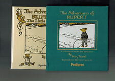 THE ADVENTURES OF RUPERT Little Lost Bear Box Set - STILL SEALED!!