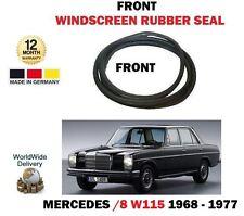 pour Mercedes / 8 W115 200 230 240 D 1968-1977 NEUF AVANT Pare-Brise joints