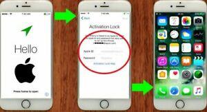 Rapide ⚠️déblocage iCloud ( lost ) iPhone bloqué clean rapide🇫🇷
