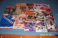 Sports Illustrated NEW YORK Rangers Lot ESPOSITO Mark MESSIER Wayne GRETZKY