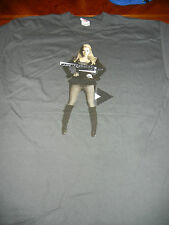 CARRIE UNDERWOOD  2010 PLAY ON  TOUR T- SHIRT/ XL