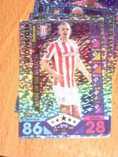 Premier League Stoke City Original Football Trading Cards
