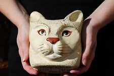 Timmy Woods FLAMEPOINT BLONDE SIAMESE CAT KITTY MINAUDIERE PURSE BAG