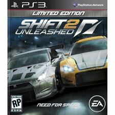 Need For Speed Shift 2 Unleashed Limited Edition PlayStation 3 PS3 CIB Complete